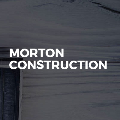 Morton Construction