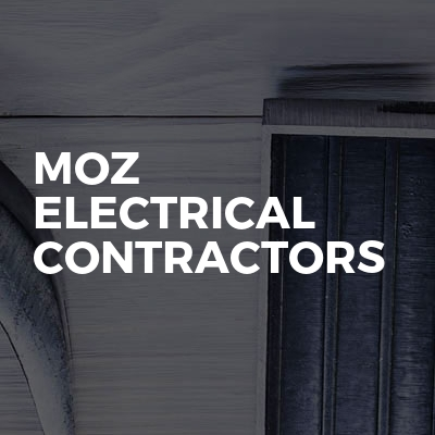 Moz Electrical contractors
