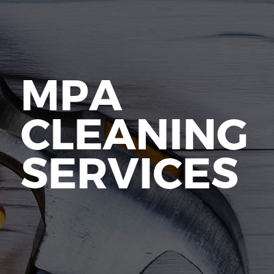 MPA Cleaning Services