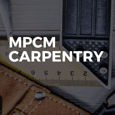 Mpcm carpentry
