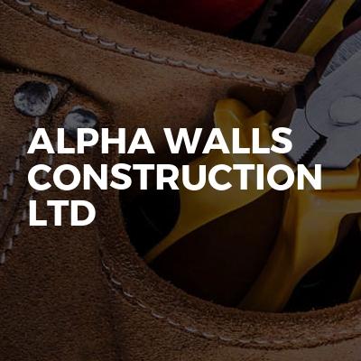 Alpha Walls Construction Ltd