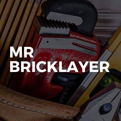 Mr Bricklayer
