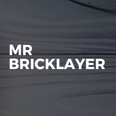 MR Bricklayer