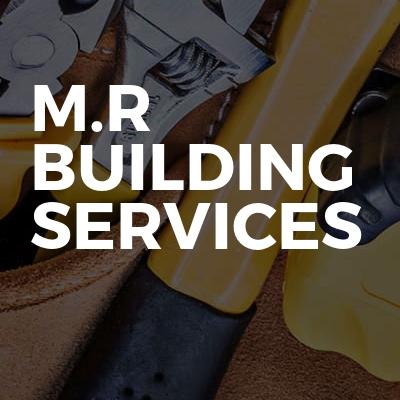 M.R building services