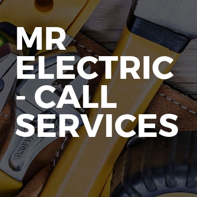 Mr electric - call services