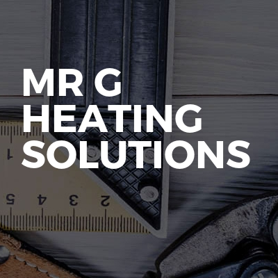 Mr G Heating Solutions