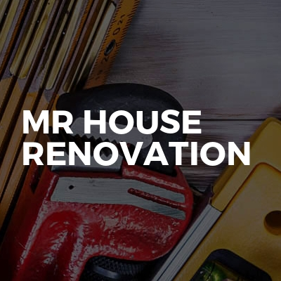 MR house renovation