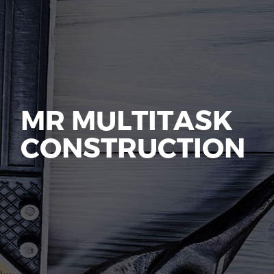 MR Multitask construction