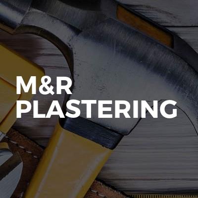M&R Plastering