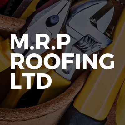 M.R.P Roofing ltd