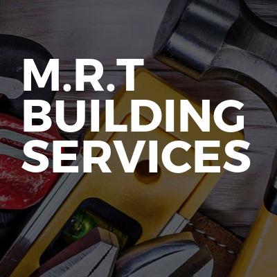 M.R.T building services