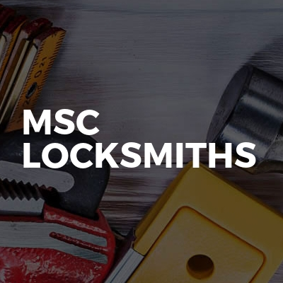 MSC Locksmiths