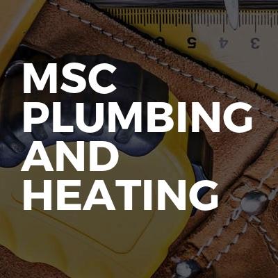 Msc Plumbing And Heating