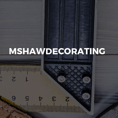 Mshawdecorating