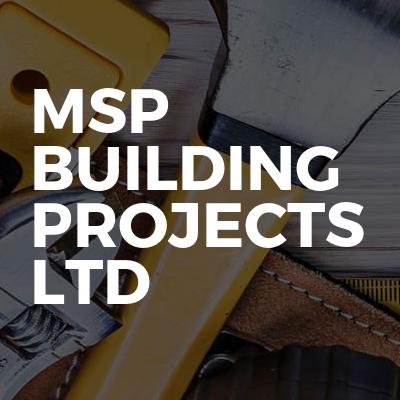 Msp building projects ltd