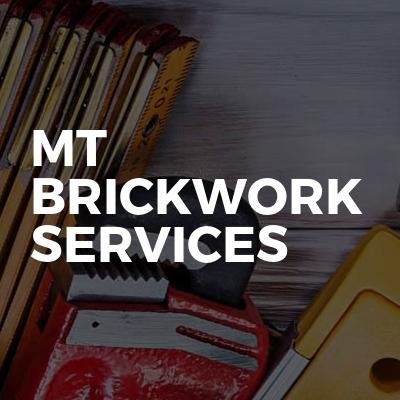 MT Brickwork services