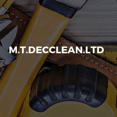 M.T.DECCLEAN.LTD