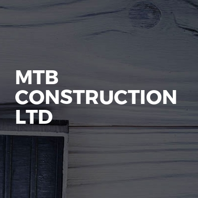 MTB Construction Ltd