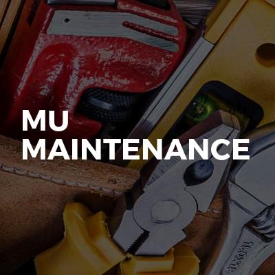 MU Maintenance