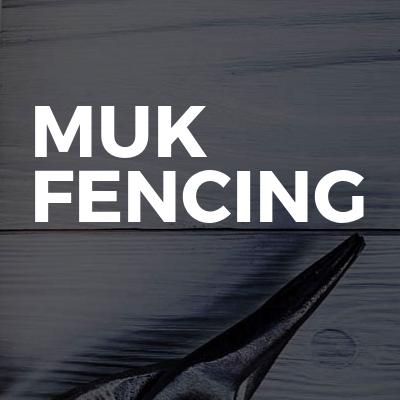 Muk fencing