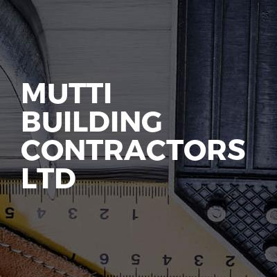 Mutti Building Contractors Ltd
