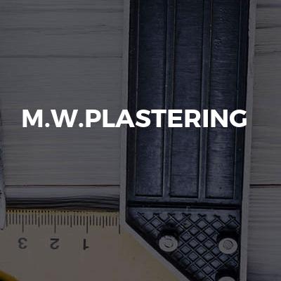 M.w.plastering