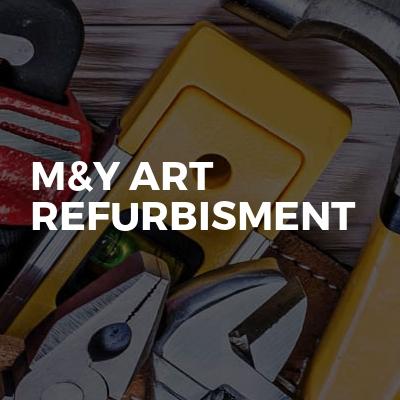 M&Y Art Refurbisment