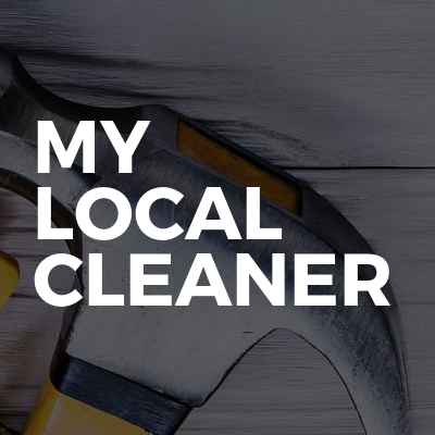 My Local Cleaner