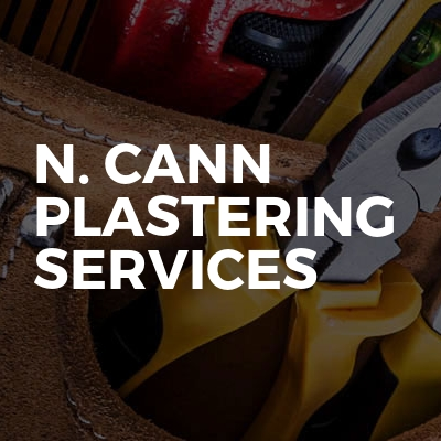 N. Cann Plastering Services