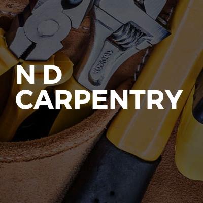 N D Carpentry