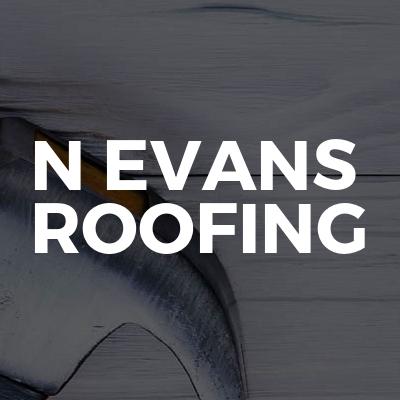 N Evans roofing