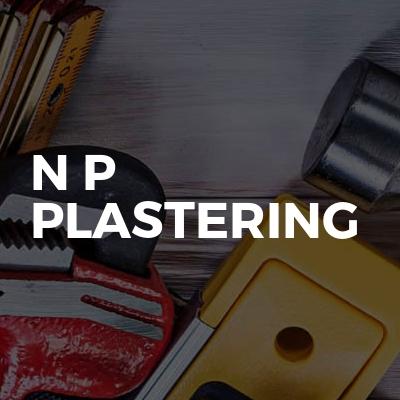 N P Plastering