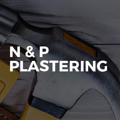 N & P PLastering