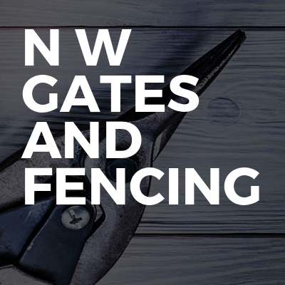 N W Gates And Fencing