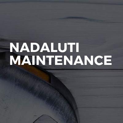 Nadaluti Maintenance
