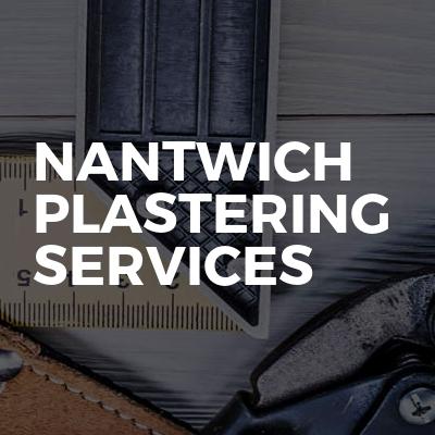 Nantwich plastering services