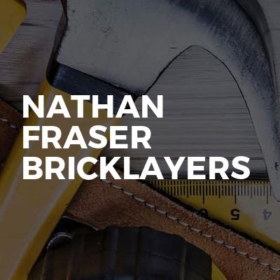 Nathan Fraser Bricklayers
