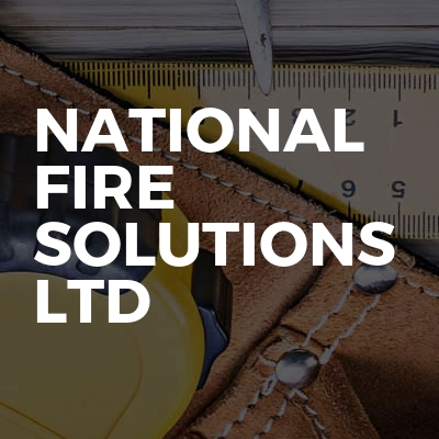 National Fire Solutions Ltd