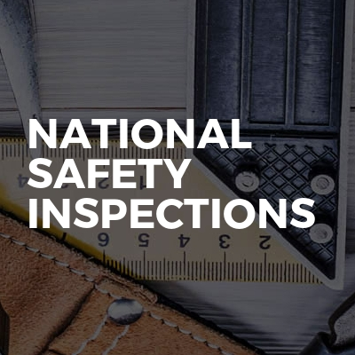National Safety Inspections