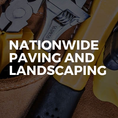 Nationwide paving and landscaping