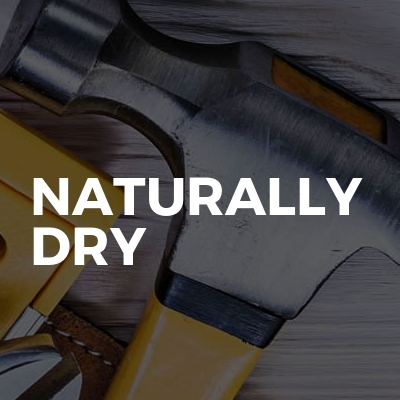 Naturally Dry