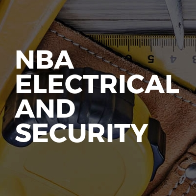 NBA electrical and security