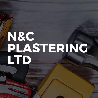 N&C PLASTERING LTD