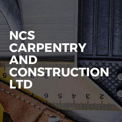 Ncs carpentry and construction ltd