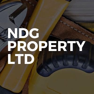 NDG PROPERTY LTD