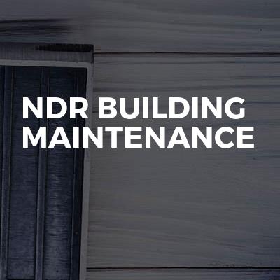 Ndr Building Maintenance