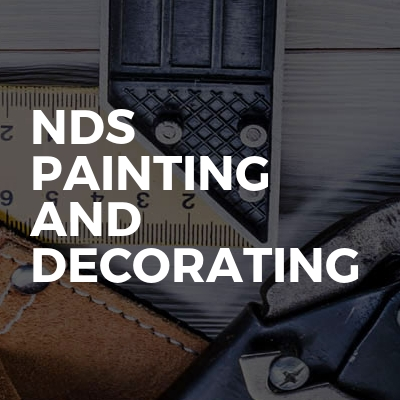 NDS Painting and decorating