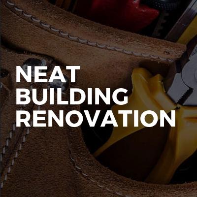Neat Building Renovation