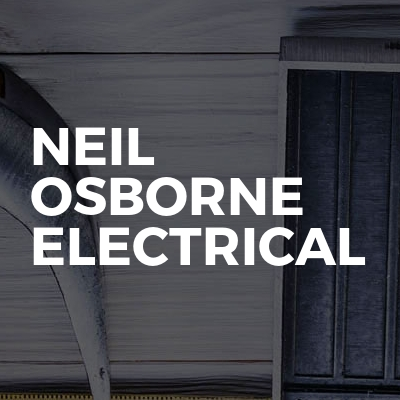 Neil Osborne Electrical