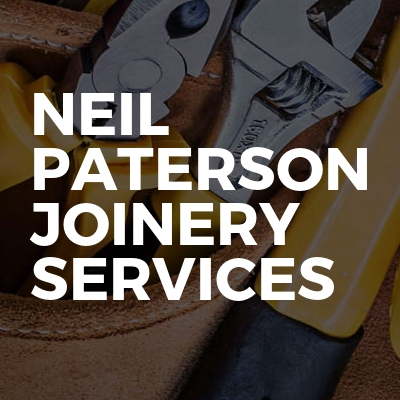 Neil Paterson Joinery Services